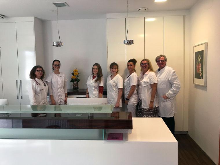 Arztpraxis Friedberg Team